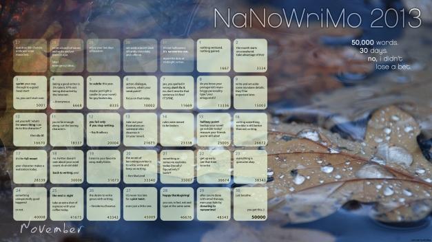 nanowrimo_2013_calendar_by_kiriska-d6pa11f