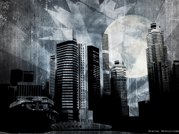 big-city-hd-wallpaper-design