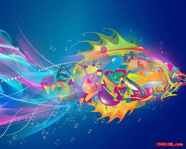 free-colorful-fish-wallpaper